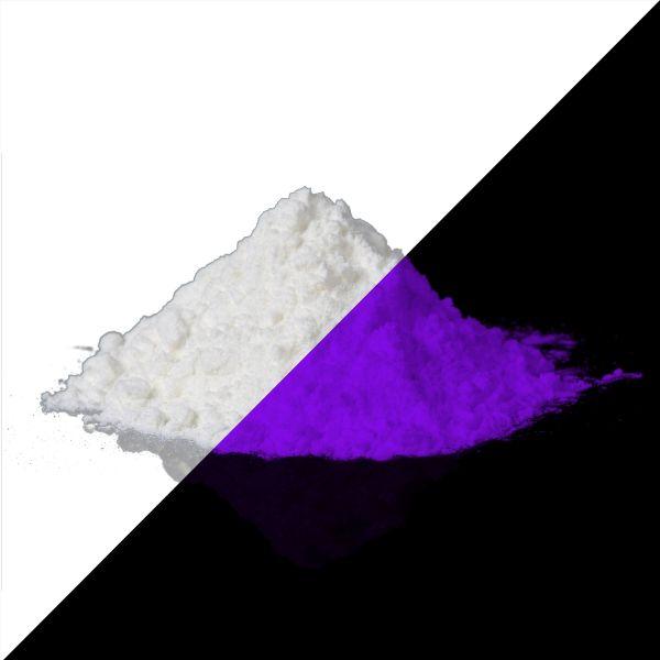 Luminous powder purple / purple 40 g - Phosphorescent pigments