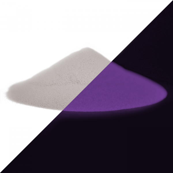 Luminous powder natural ocean pink 40 g - Phosphorescent color pigments