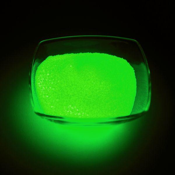 Luminous Granules - Green - 1mm - 100g Professional Luminous Granules
