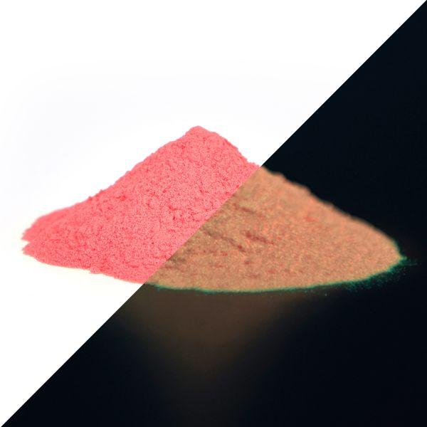 Luminescent powder red 40g - Phosphorescent pigments