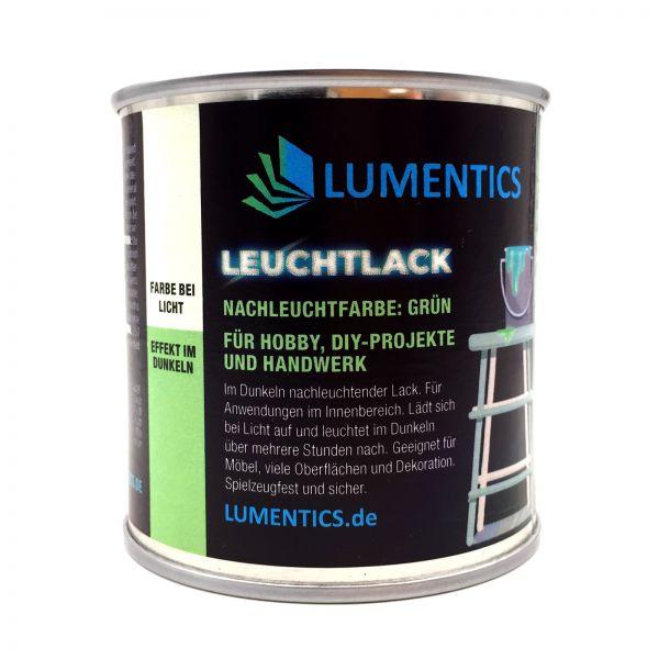 Glow in the dark paint green 250 ml - Glow in the dark varnish