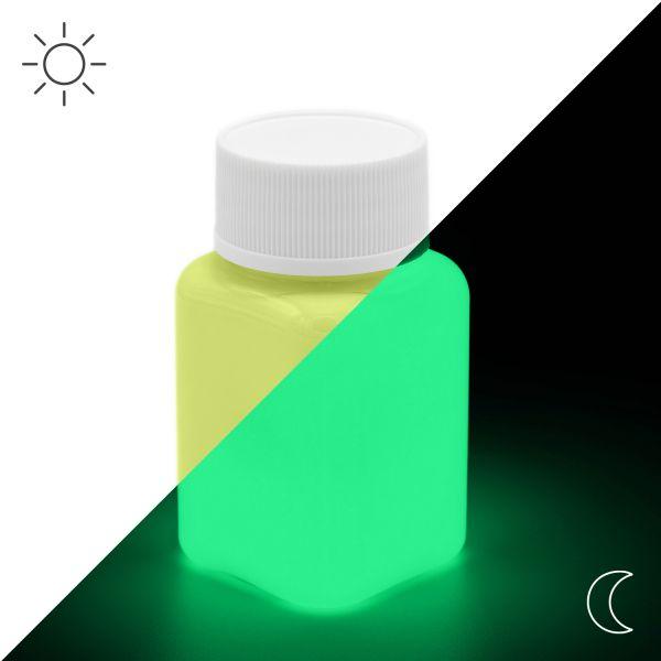 Luminous Paint Yellow 100 g - Glow in the Dark Paint