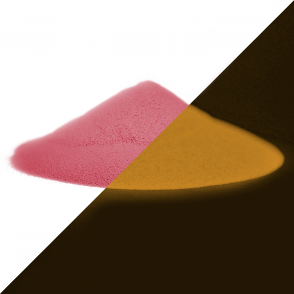 Luminous powder pink-pink 40 g - Phosphorescent color pigments