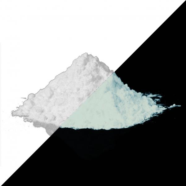 Luminescent powder white-white 40 g - Phosphorescent color pigments