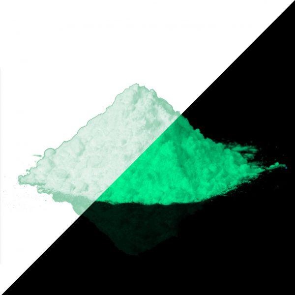 100g Glow Powder GREEN | Professional Afterglow Powder Glow Pigments Night Glow Powder Glow Paint
