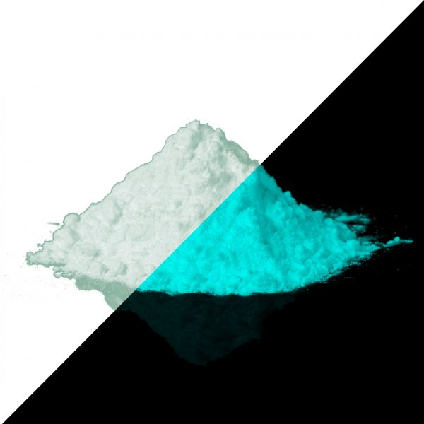 Luminescent powder GreenBlue 40g - Phosphorescent Pigments